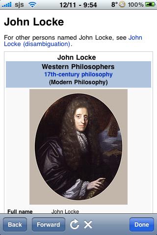 John Locke Quotes screenshot #1