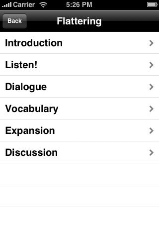EnglishPod - Learn English screenshot #5