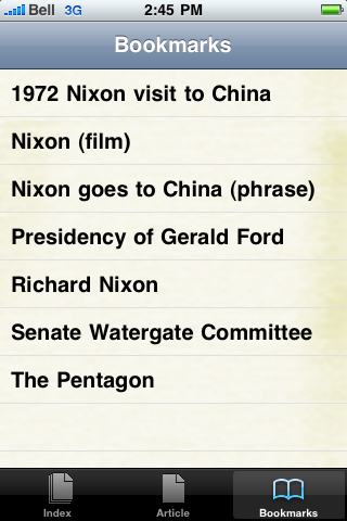The Watergate Scandal Study Guide screenshot #3