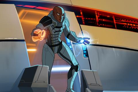 Mass Effect Galaxy screenshot 1