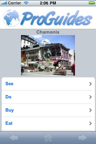 ProGuides - Chamonix screenshot #1