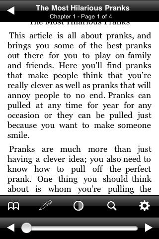 The Most Hilarious Pranks screenshot #2