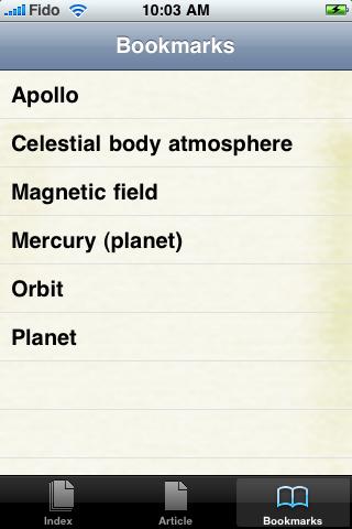 Mercury Study Guide screenshot #3