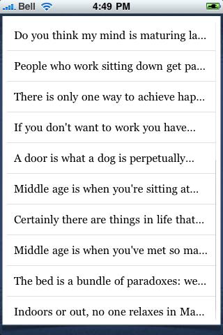 Ogden Nash Quotes screenshot #3