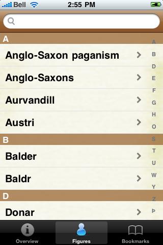 Anglo Saxon Mythology screenshot #4