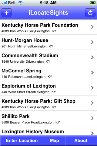 Lexington, Kentucky Sights screenshot #2
