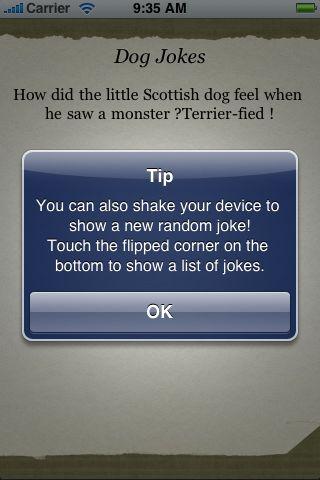 Dog Jokes screenshot #2