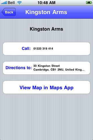 Cambridge, United Kingdom Sights screenshot #3