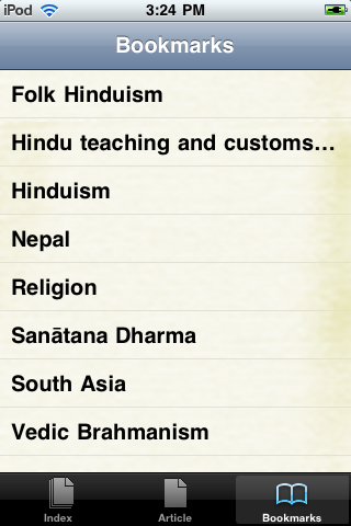 Hinduism Study Guide screenshot #3
