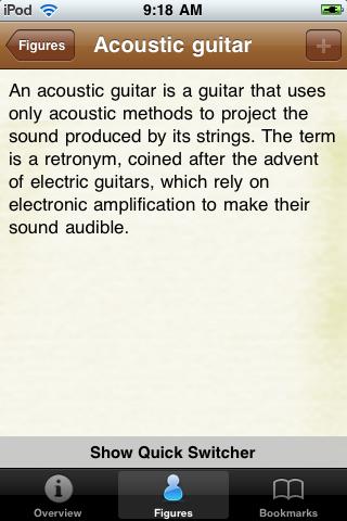 Blues Musicians Pocket Book screenshot #3