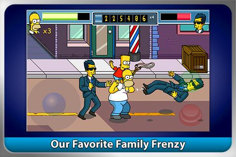 The Simpsons Arcade FREE screenshot 3