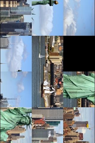 New York City Slide Puzzle screenshot #3