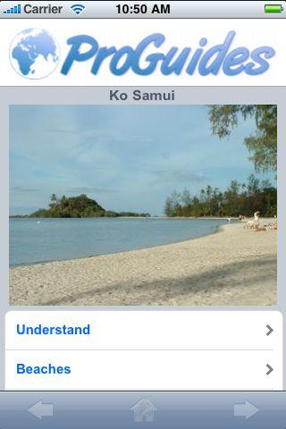 ProGuides - Koh Samui screenshot #1
