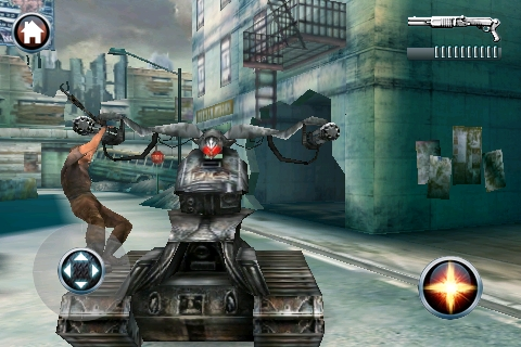 Terminator Salvation : The official game screenshot #2