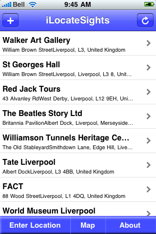 Liverpool, United Kingdom Sights screenshot #2