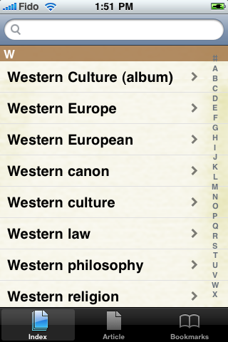 Western Culture Study Guide screenshot #2