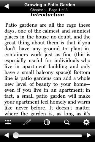 Growing a Patio Garden screenshot #2