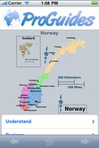 ProGuides - Norway screenshot #1