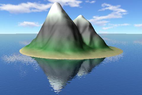 Touch Island screenshot #2