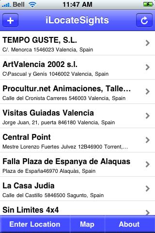 Valencia, Spain Sights screenshot #3