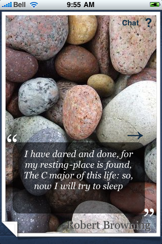 Robert Browning Quotes screenshot #3