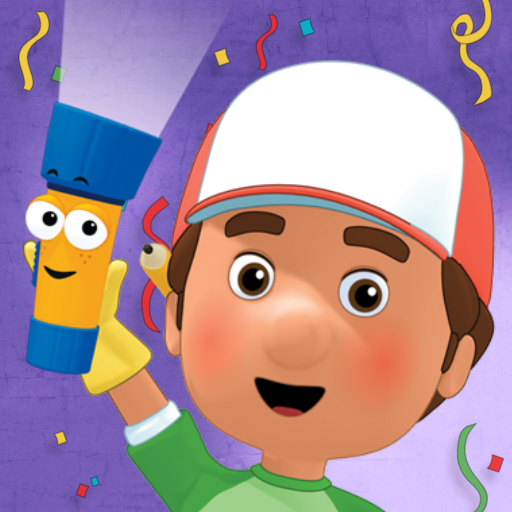 Handy Manny Flicker's Flashcard Fiesta