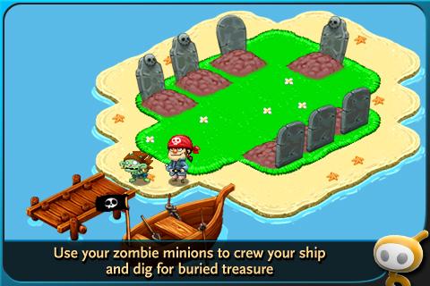 Zombie Isle screenshot #3