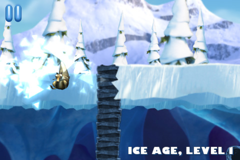 Ice Age: Dawn Of The Dinosaurs screenshot #1