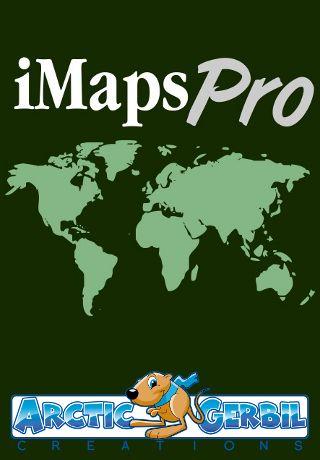 iMapsPro - Rotterdam screenshot #1