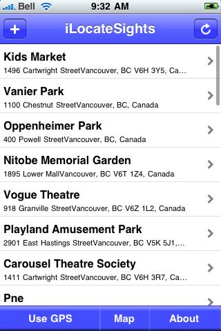 Vancouver Sights screenshot #2