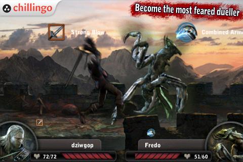 The Witcher: Versus screenshot #1