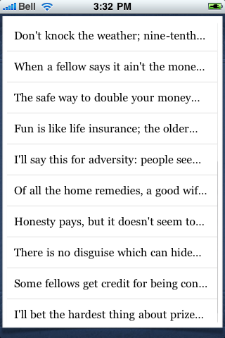 Kin Hubbard Quotes screenshot #3