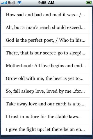 Robert Browning Quotes screenshot #2