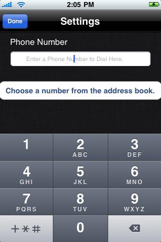 Dial My Nanny screenshot #3