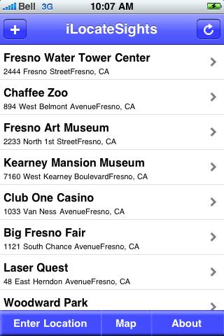 Fresno, California Sights screenshot #2