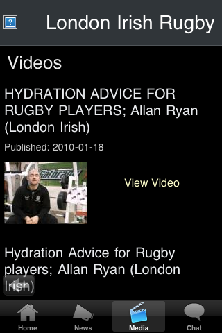 Rugby Fans - London I screenshot #3