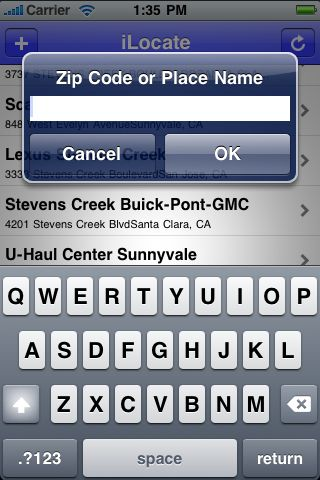 iLocate - Insurance screenshot #3