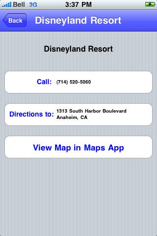 Anaheim, California Sights screenshot #2