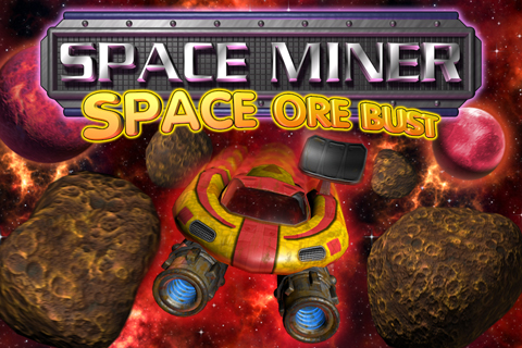 Space Miner: Space Ore Bust Lite screenshot #1