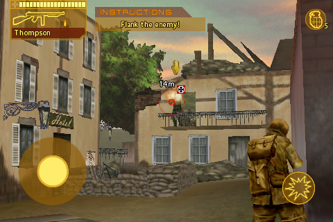 Brothers In Arms® Hour of Heroes FREE screenshot 1
