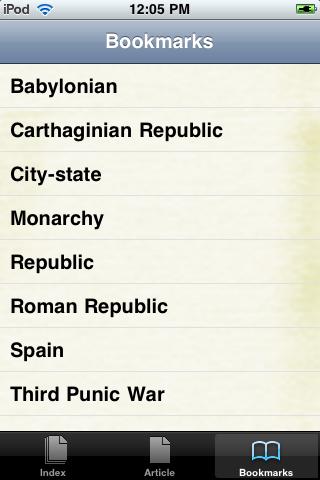 Carthaginian Empire Study Guide screenshot #3