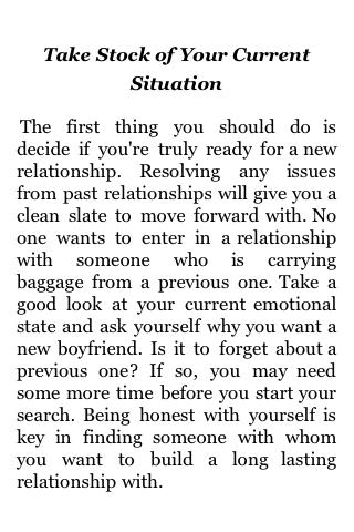 How to Get a Boyfriend Now screenshot #1