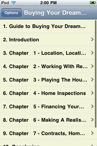 Guide to Buying Your Dream Home screenshot #2
