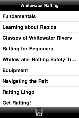 Whitewater Rafting – An Overview screenshot #4