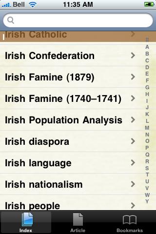 The Great Irish Potato Famine Study Guide screenshot #3