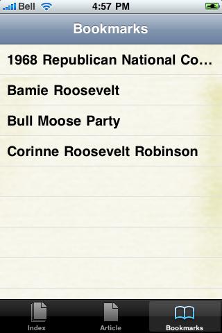 Theodore Roosevelt Study Guide screenshot #2