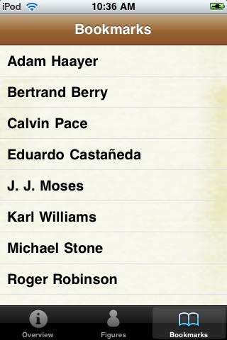 All Time Arizona Football Roster screenshot #4