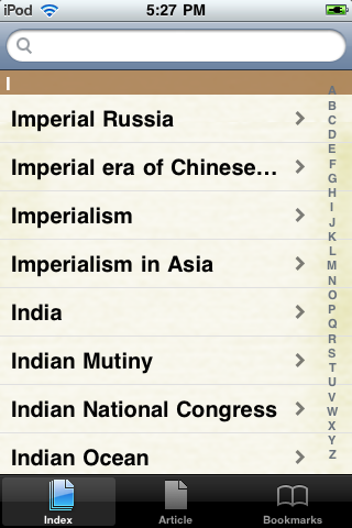 Imperialism in Asia Study Guide screenshot #2