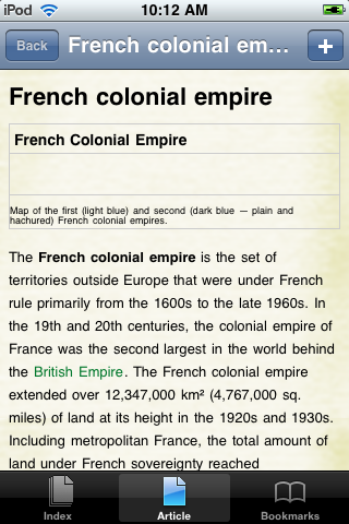 The French Empire Study Guide screenshot #1