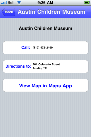 Austin, Texas Sights screenshot #2